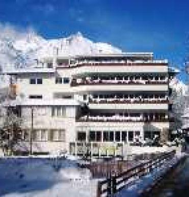 Наудерс | Alpen  Comfort  Hotel Central ****