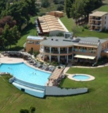 Халкидики  Hotel Аlia Palace **** +