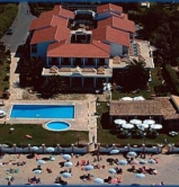 Остров Корфу   Hotel Acharavi Beach ***