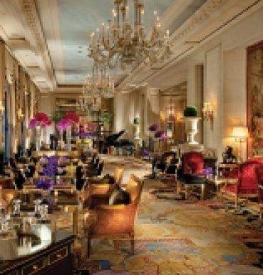 Париж | Four Seasons Hotel George V ******